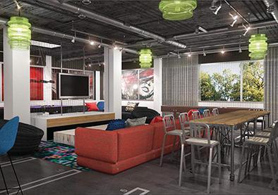HOTEL MODERA, Portland, OR, Michael Wilk, Wilk ARCH, Architectural Design Firm
