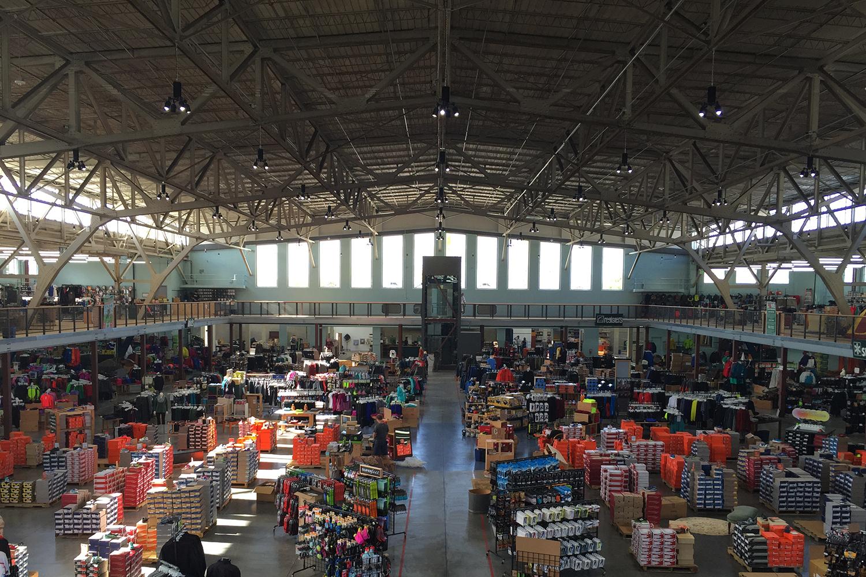 Sports Basement, retail, San Francisco, CA, Michael Wilk, Wilk ARCH, Architectural Design Firm