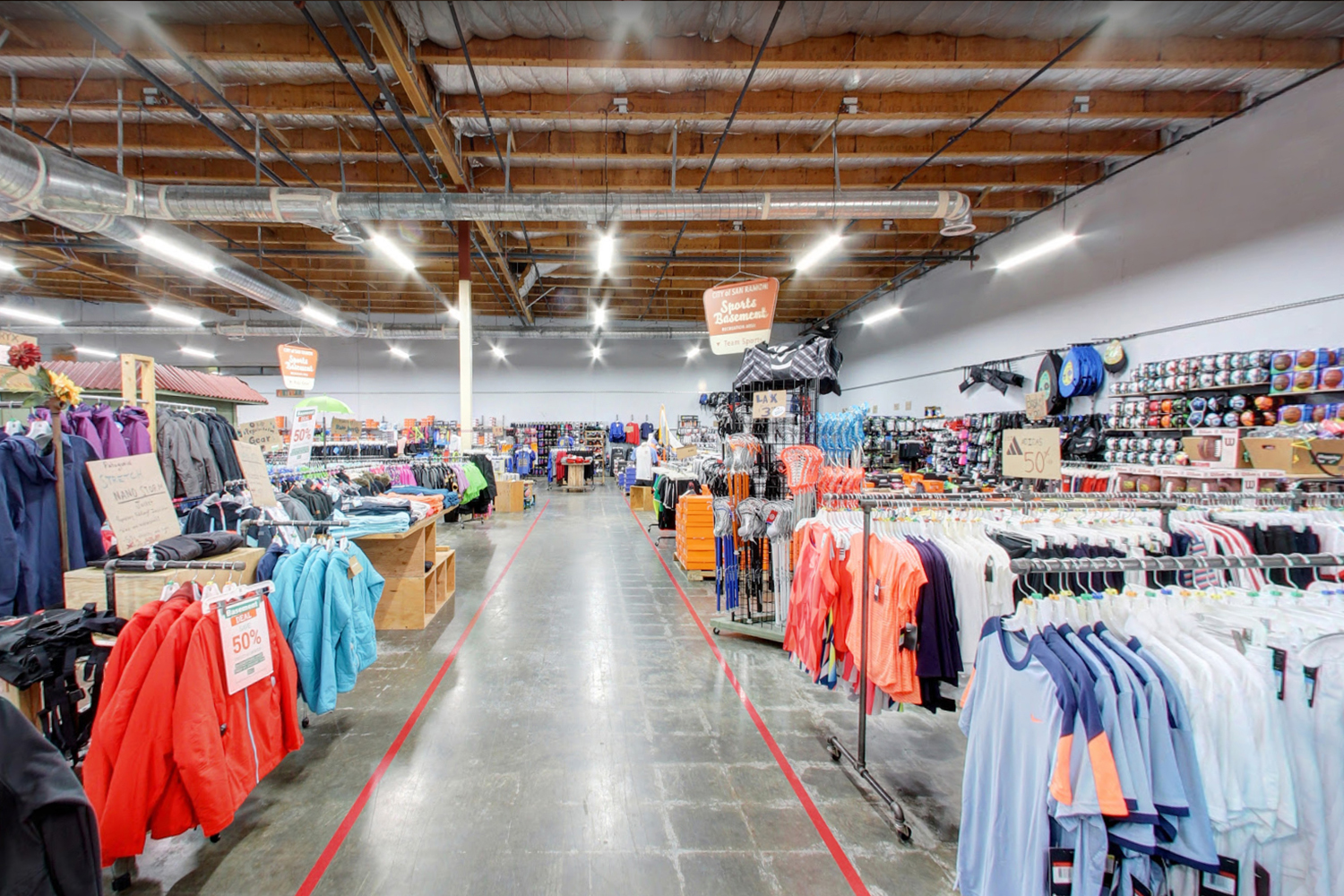 Sports Basement, retail, San Francisco, CA, Michael Wilk, Wilk ARCH, Architectural Design Firm