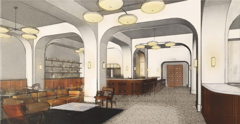Tilden Lobby, Michael Wilk, Wilk ARCH, Architectural Design Firm, San Francisco, CA