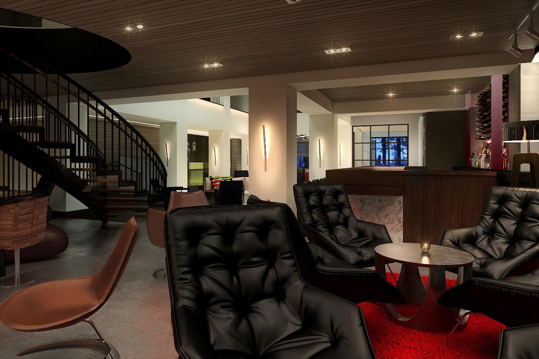 Hotel Vintage, Michael Wilk, Wilk ARCH, Architectural Design Firm, San Francisco, CA