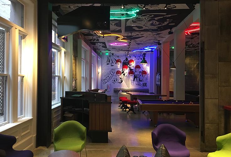 HOTEL ZEPPELIN, San Francisco, CA, Michael Wilk, Wilk ARCH, Architectural Design Firm